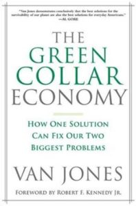 Jones-green collar