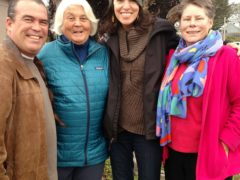 WM Fellows with Susan